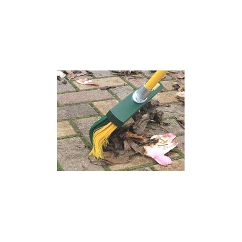 Garten-Krallenbesen Kehrbesen Besen 35cm breit